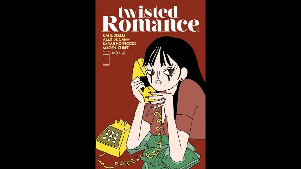 Geeking Out Quickie # 358 Twisted Romance # 1