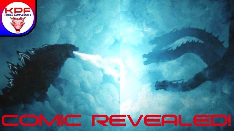 Godzilla 2 Prequel Comic Revealed! | Godzilla: King of the Monsters