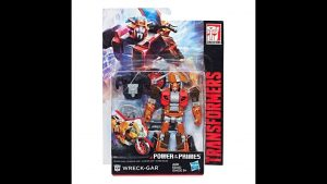 Jim Un-Boxes Stuff: Power of the Primes Wreckgar