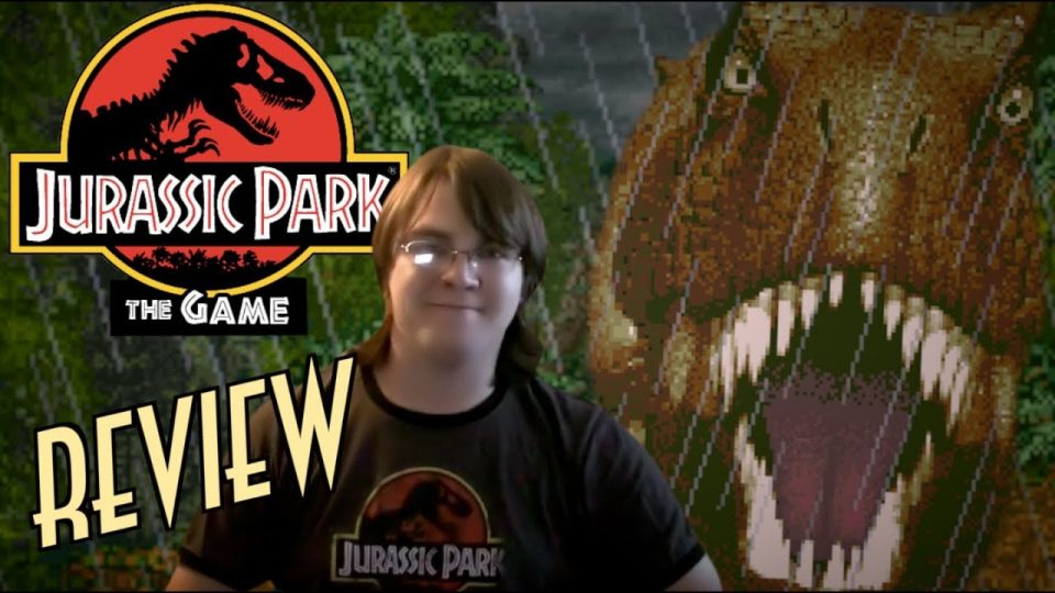 Jurassic Park Video Games REVIEW - THE JURASSIC PARK LEGACY: PART 5