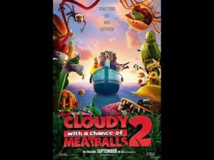 The Media Hunter – Cloudy with a Chance of Meatballs 2 Review