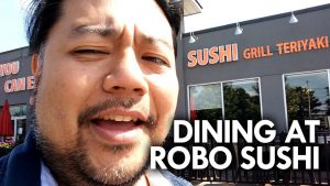 Visiting Robo Sushi – MEGA JAY RETRO