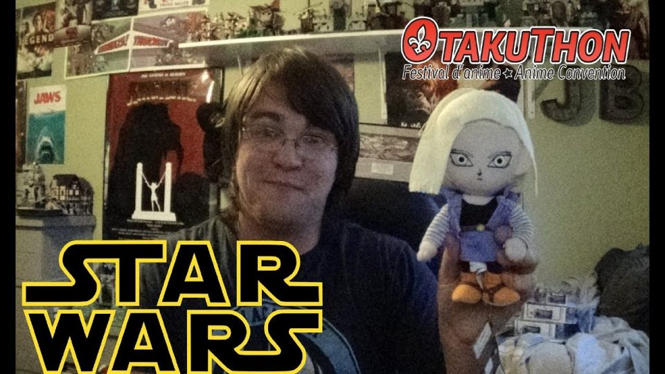 OtakuThon & Star Wars! PICK UP VLOGS - Episode 31