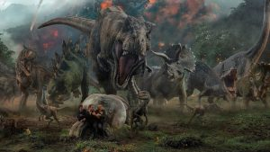 Jurassic World Fallen Kingdom (2018) Review – INDIANA BONES