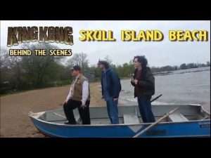 5. SKULL ISLAND BEACH –  King Kong (2016) Fan Film BEHIND THE SCENES