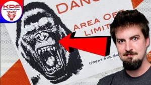 Adam Wingard Teases KONG on GvK Set | Godzilla vs Kong – KPF Kaiju Network