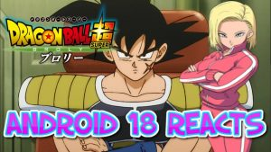 Queen18 reacts to Dragon Ball Super: Broly – Official Trailer #2 (Subbed)