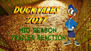 DuckTales (2017) Reboot Mid-Season Trailer Reaction – MATTHEW LAMONT