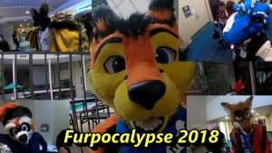 "Furpocalypse (2018)""I Bet My Life"" EQUUS21 PRODUCTION"