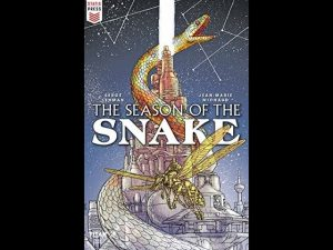 Geeking Out Quickie #361 Season of the Snake #1