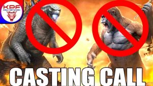 Godzilla vs Kong Casting Call……no one shows up | Godzilla vs Kong – KPF Kaiju Network