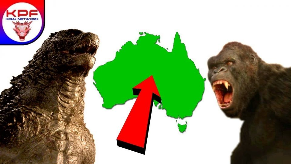 GvK Filming in Australia...What it could mean | Godzilla vs Kong