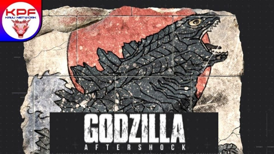 """Godzilla: Aftershock"" Comic Announced + New Titans and More! 