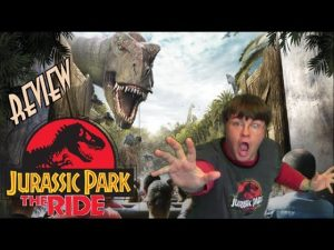 Jurassic Park: The Ride REVIEW – THE JURASSIC PARK LEGACY: PART 7
