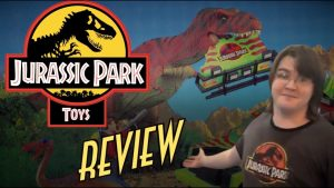 Jurassic Park Toys REVIEW – THE JURASSIC PARK LEGACY: PART 6