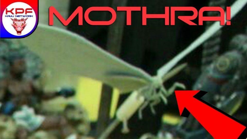 Legendary MOTHRA Figure Leak!? | Godzilla: King of the Monsters