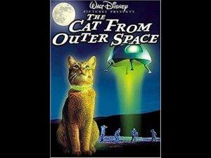 Media Hunter – The Cat from Outer Space Review
