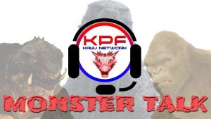 """MONSTER TALK"" – *NEW* Podcast Announcement! 