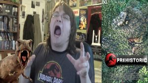 PREHISTORIC! Reaction  – A Jurassic Park Fan Film from India