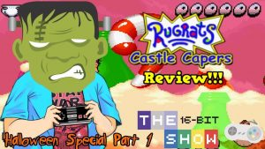 RUGRATS: Castle Capers (GBA) REVIEW – The16BitShow
