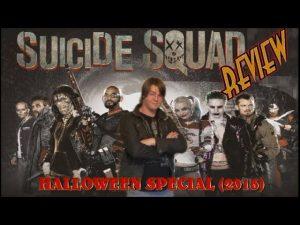 Suicide Squad (2016) BIGJACKFILMS REVIEW – HALLOWEEN SPECIAL [RE UPLOAD]