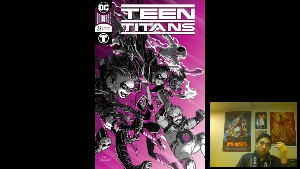 Teen Titans (2016-) #23 Review