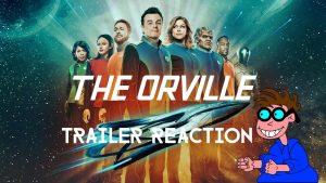 THE ORVILLE (Season 2) – Trailer Reaction – MATTHEW LAMONT