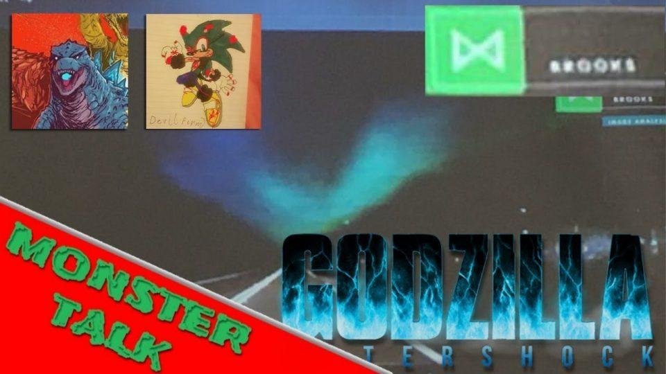 MONSTER TALK - Ep. 2 | 2 Rodan Theory, New MUTO, Aftershock | w/ Golden Marcus + Legendary Goji