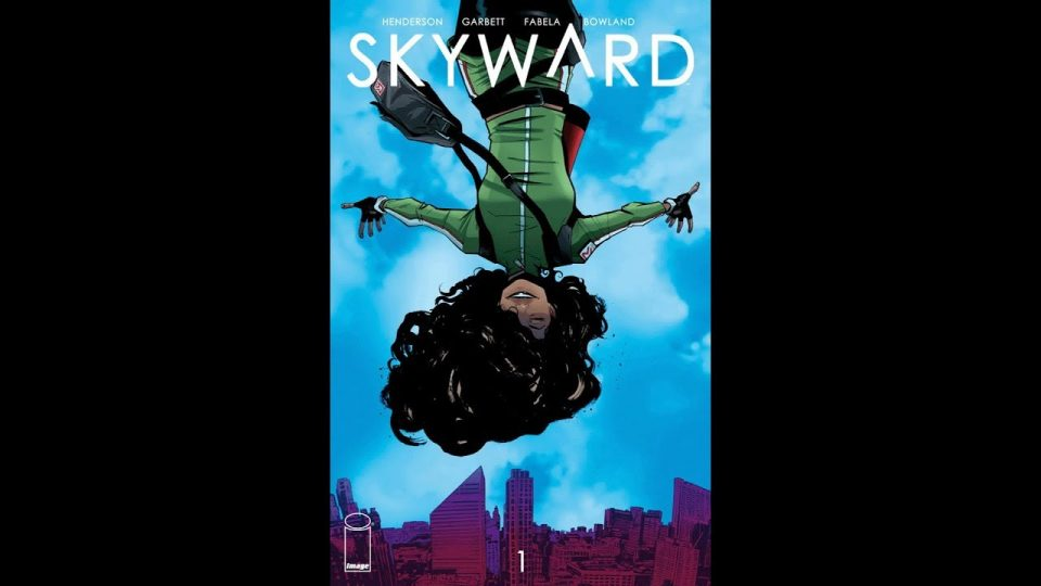 Geeking Out Weekly Quickie #366 Skyward # 1