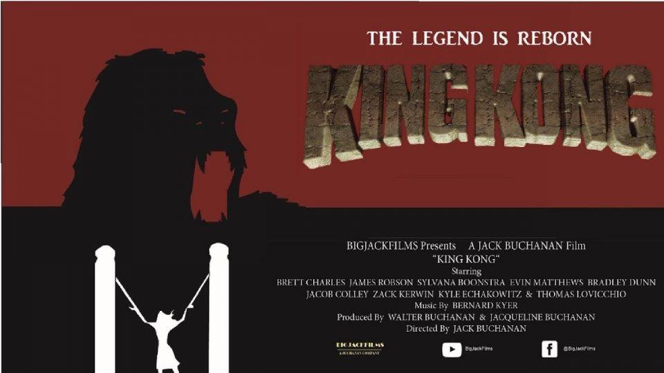 King Kong (2016) - Fan Film - FULL MOVIE