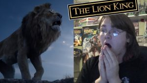 LIVE ACTION LION KING Trailer Reaction!