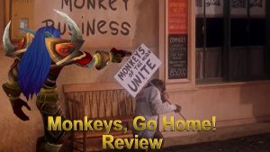 Media Hunter – Monkeys, Go Home! Review