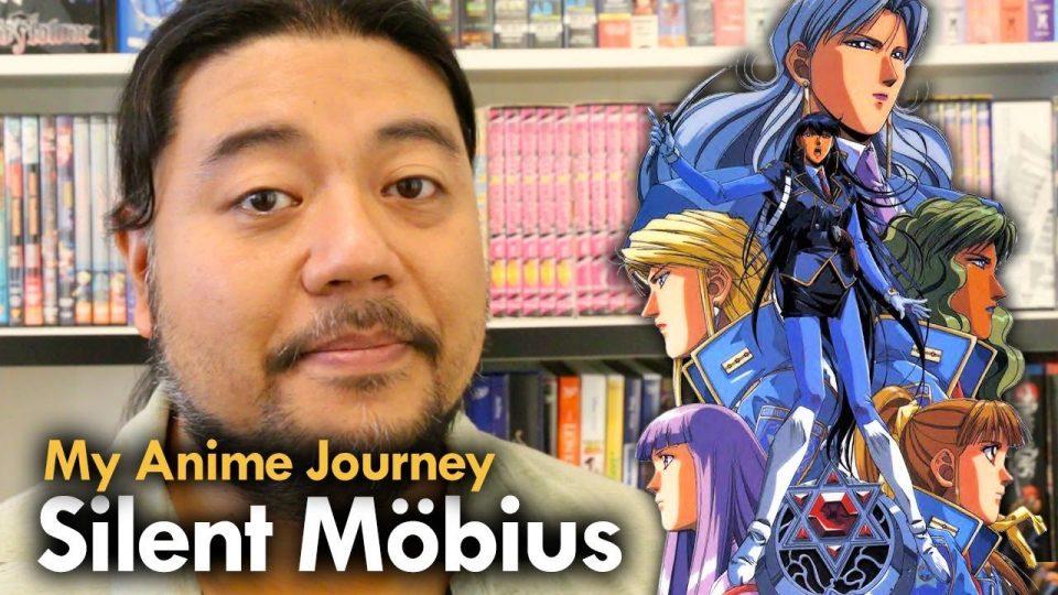 Silent Möbius - Mega Jay Retro Anime Review #silentmobius #kiaasamia