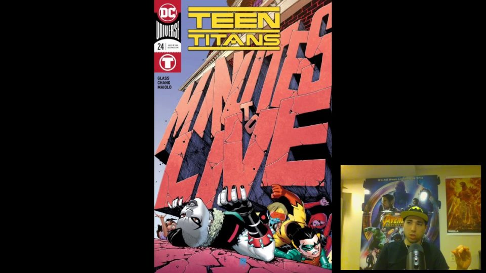 Teen Titans (2016-) #24 Review