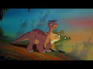 The Land Before Time (1988) 30th Anniversary Review – INDIANA BONES