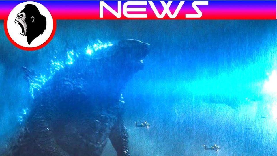 NEW Godzilla Image + Trailer #2 Date REVEALED! | Godzilla: King of the Monsters