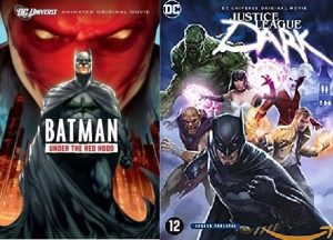 Superhero Binge Episode 11 – Batman: Under The Red Hood & Justice League: Dark – NICK JACKSON DOUBLE FEATURE REVIEW