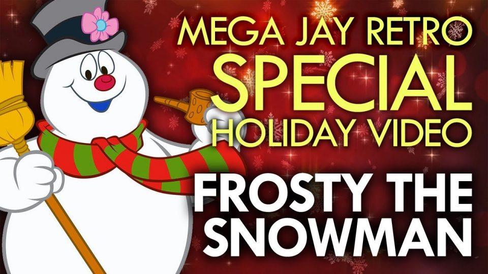 Frosty The Snowman 1969 by Rankin & Bass - A Mega Jay Retro review #rankinbass #christmas #cartoon