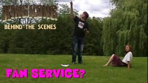7. FAN SERVICE? – King Kong (2016) Fan Film BEHIND THE SCENES