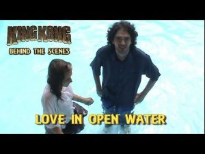 8. LOVE IN OPEN WATER – King Kong (2016) Fan Film BEHIND THE SCENES