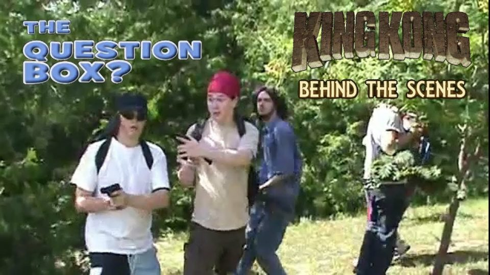9. THE QUESTION BOX? - King Kong (2016) Fan Film BEHIND THE SCENES