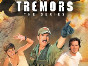 Tremors: The Series (2003) Review – NICK JACKSON