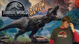 Jurassic World: Fallen Kingdom (2018) REVIEW – THE JURASSIC PARK LEGACY: PART 8