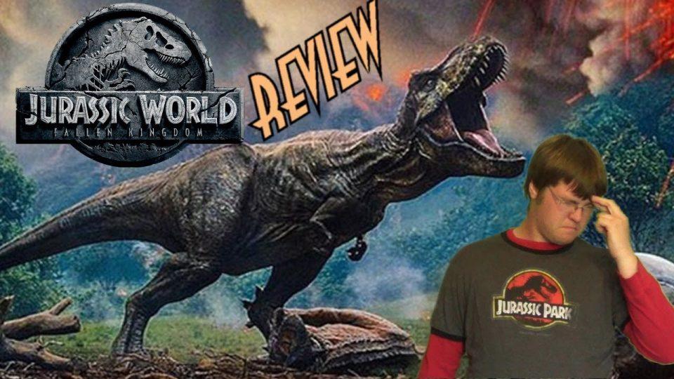 Jurassic World: Fallen Kingdom (2018) REVIEW - THE JURASSIC PARK LEGACY: PART 8
