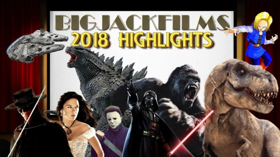 BIGJACKFILMS Highlights Of 2018