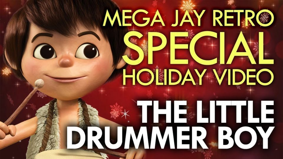 The Little Drummer Boy 1968 Rankin & Bass Christmas Special -  Mega Jay Retro review #christmas