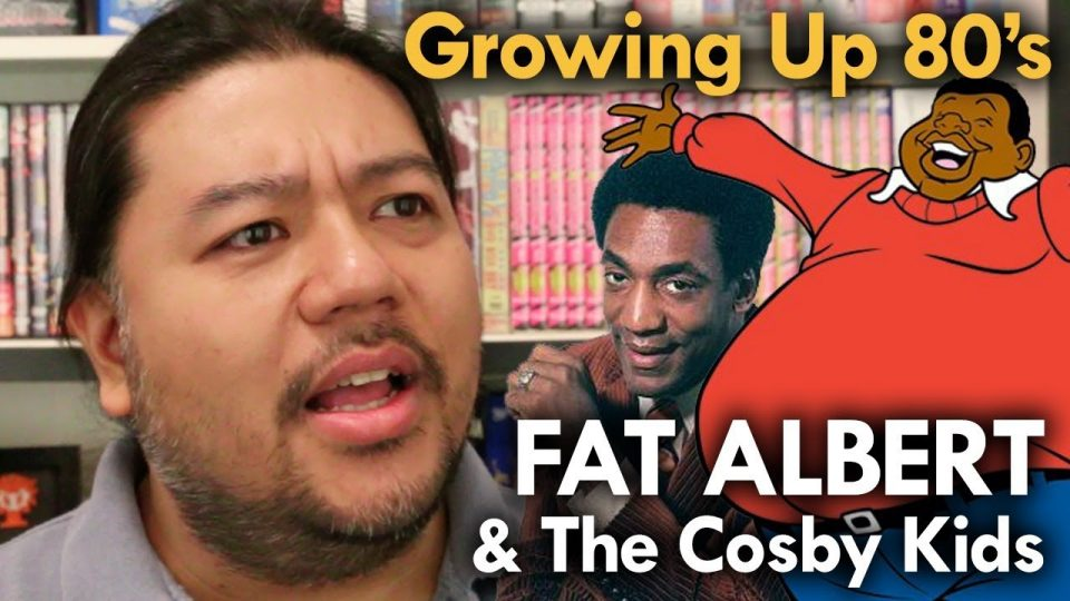 Fat Albert and the Cosby Kids - Mega Jay Retro Review #fatalbert #flimation #80scartoon #billcosby