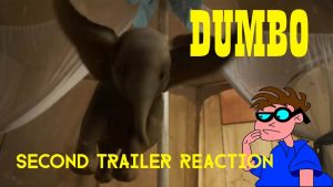 DUMBO – Second Trailer Reaction – MATTHEW LAMONT