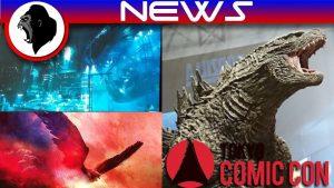 Godzilla 2 – EVERYTHING We Learned From Tokyo Comic Con | Godzilla: King of the Monsters – KPF KAIJU NETWORK