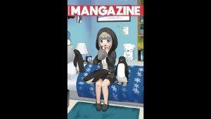 Geeking Out Weekly Quickie #371 Mangazine #1 (Volume 4) JIM SUPREME